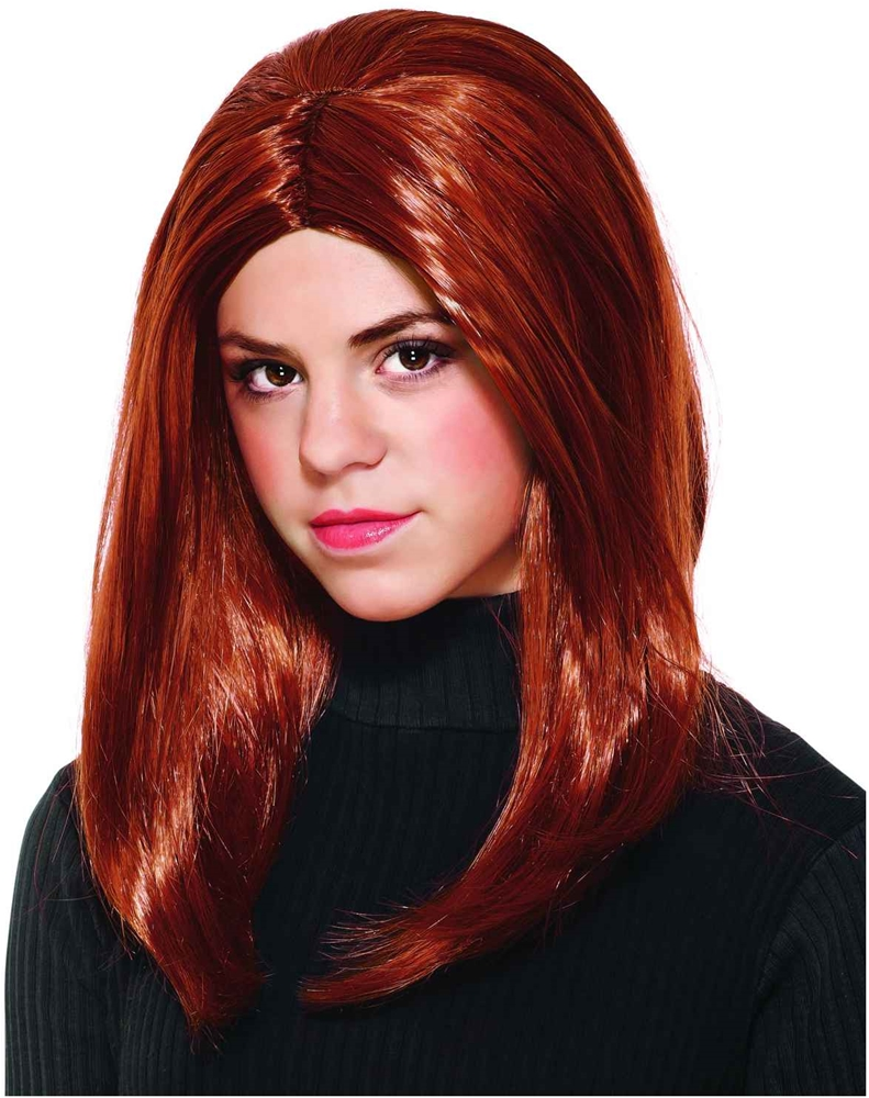 Black Widow Child Wig (Black Widow Wig)