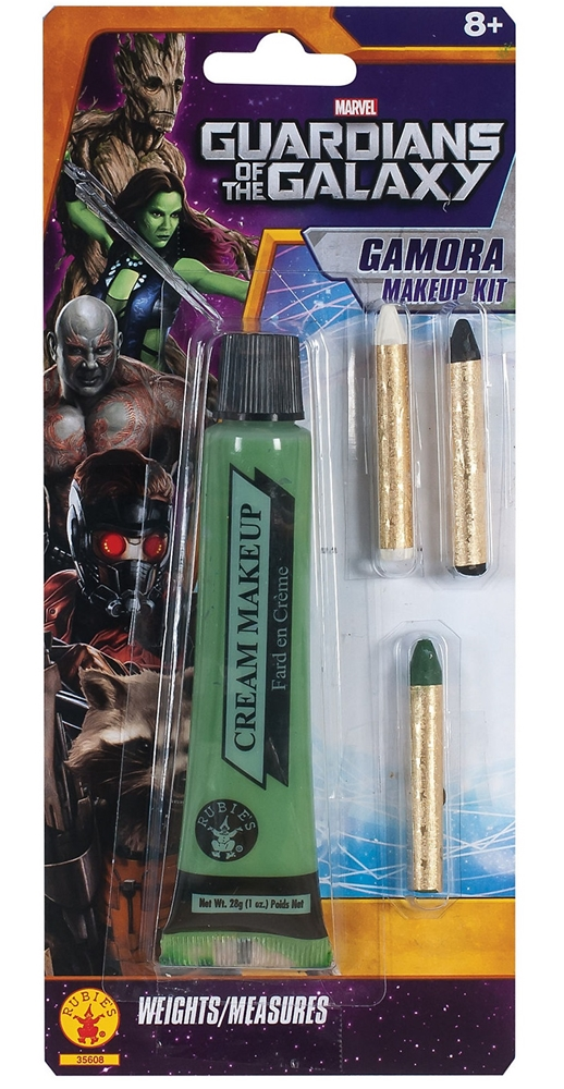 Gamora Makeup Kit