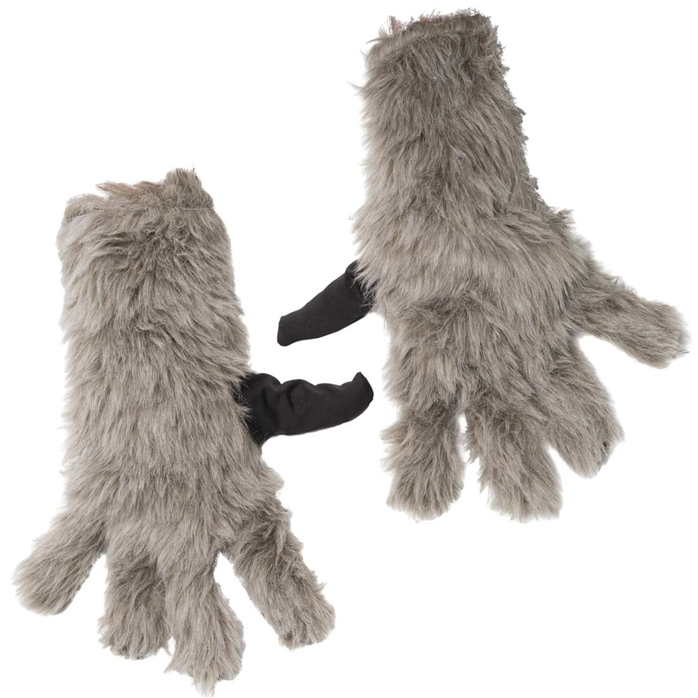 Rocket Raccoon Child Gloves