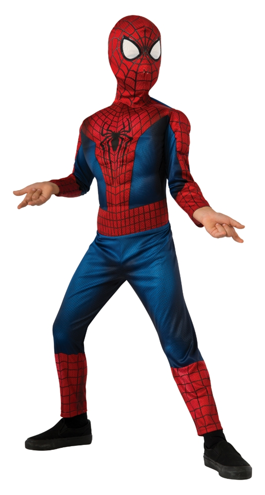 Amazing Spider-Man 2 Deluxe Child Costume 880604