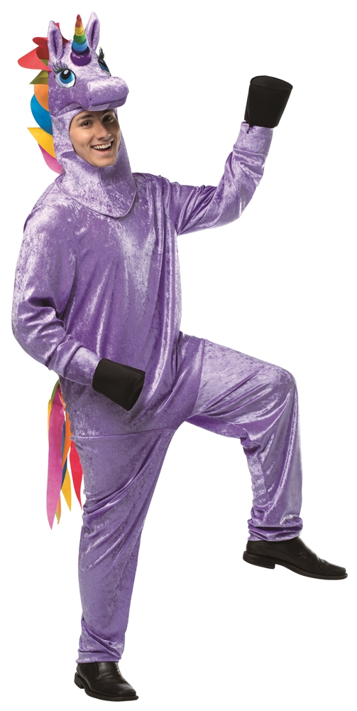 Unicorn Adult Unisex Costume ()