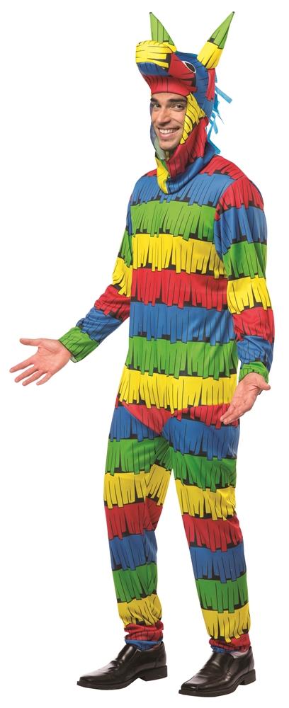 Pinata Jumpsuit Adult Unisex Costume