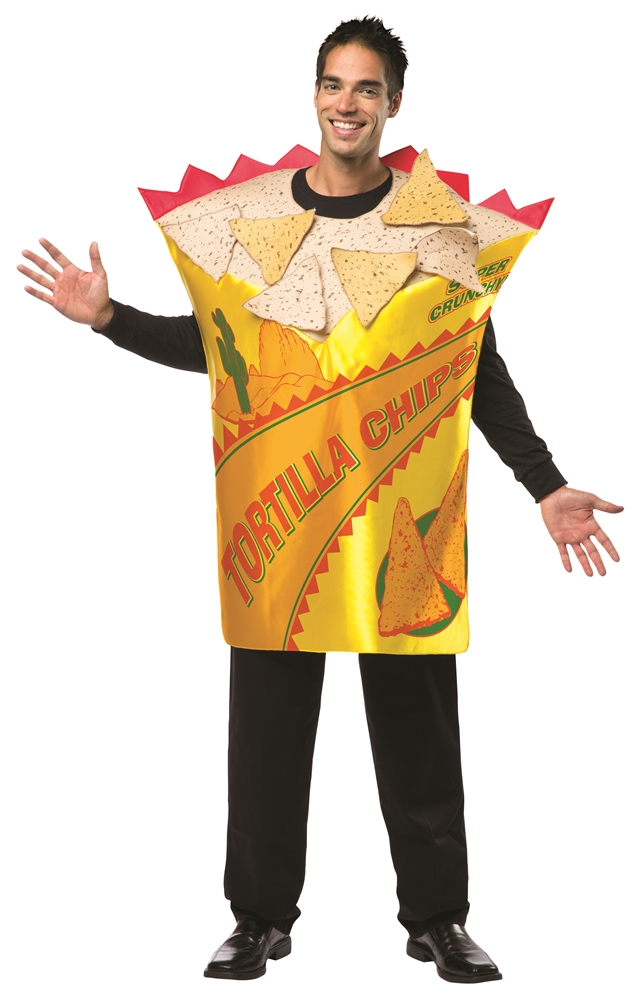 Tortilla Chips Tunic Adult Unisex Costume by Rasta Imposta