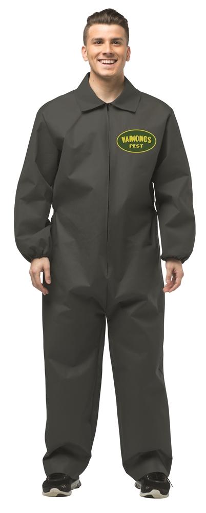 Vamonos Pest Control Jumpsuit Adult Unisex Costume