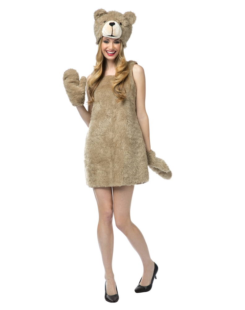 Ted Dress Adult Womens Costume by Rasta Imposta