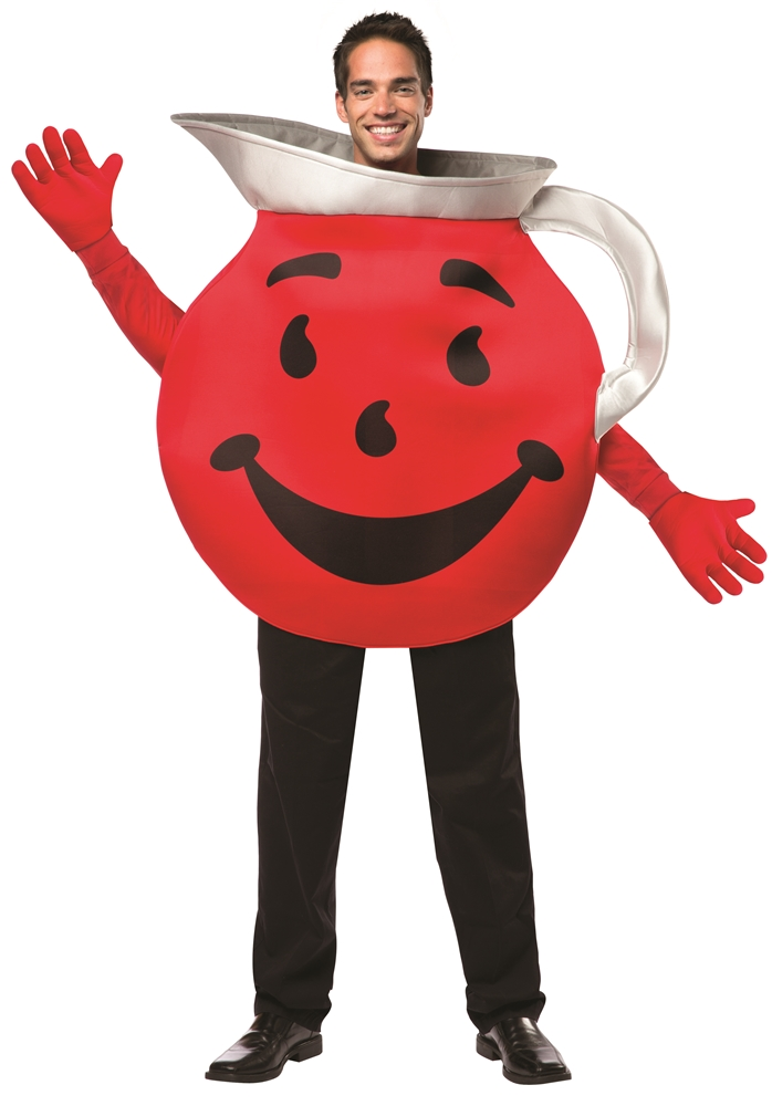 Kool-Aid Man Adult Unisex Costume