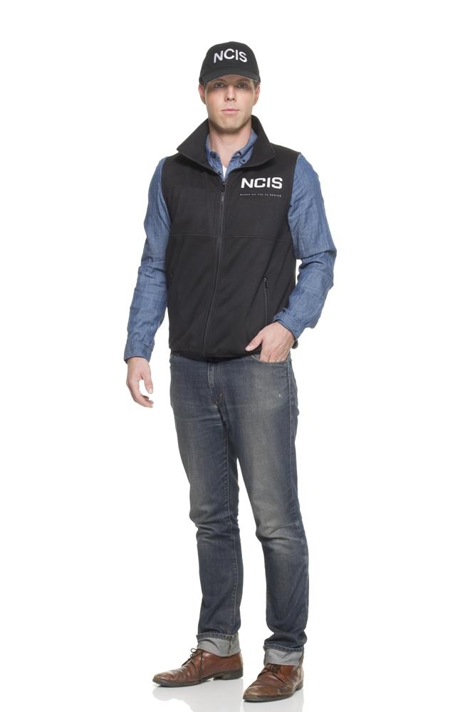 NCIS Gibbs Vest & Cap Costume Kit