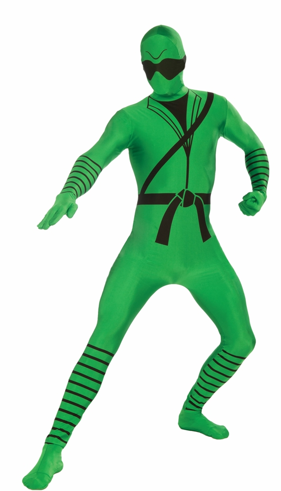 Green Ninja Skin Suit Child Costume