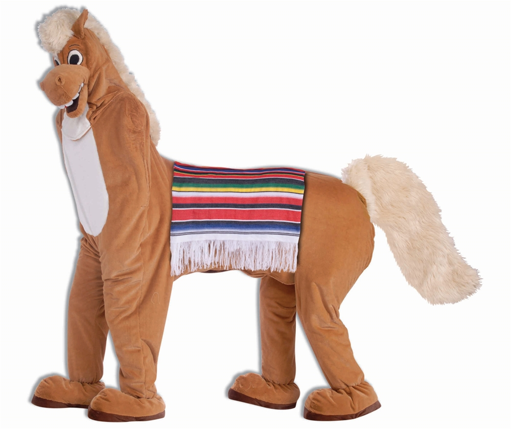 2 Man Horse Adult Unisex Costume