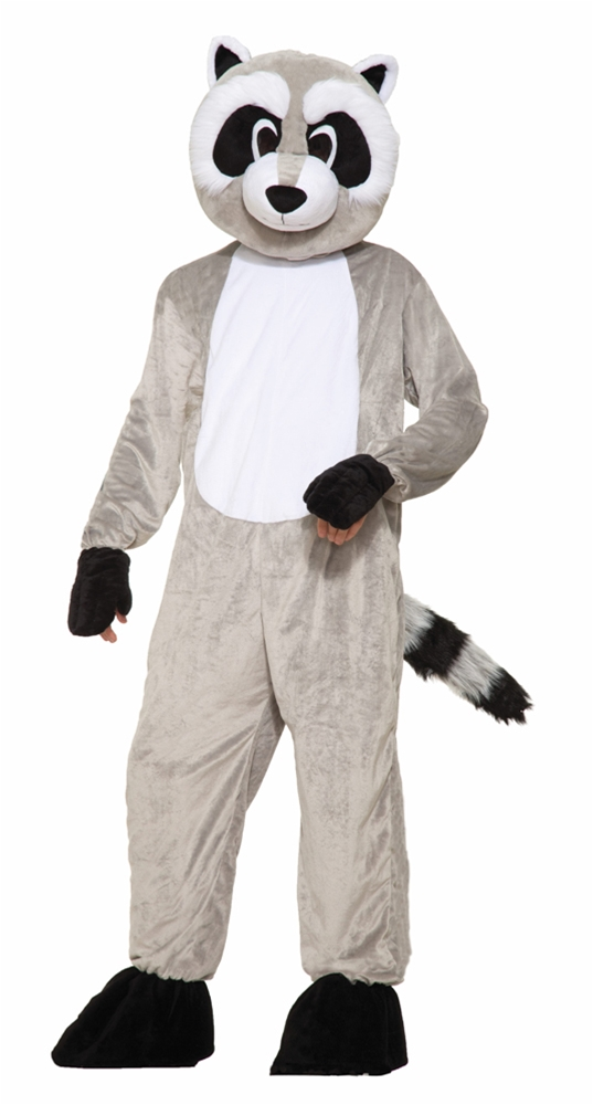 Rickey the Raccoon Adult Unisex Costume