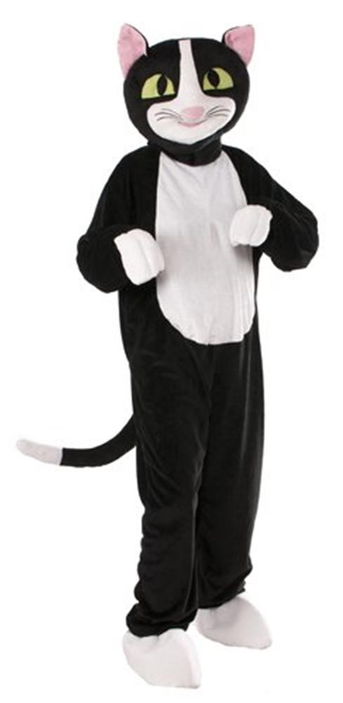 Catnip Cat Mascot Jumpsuit Adult Unisex Costume by Forum Novelties