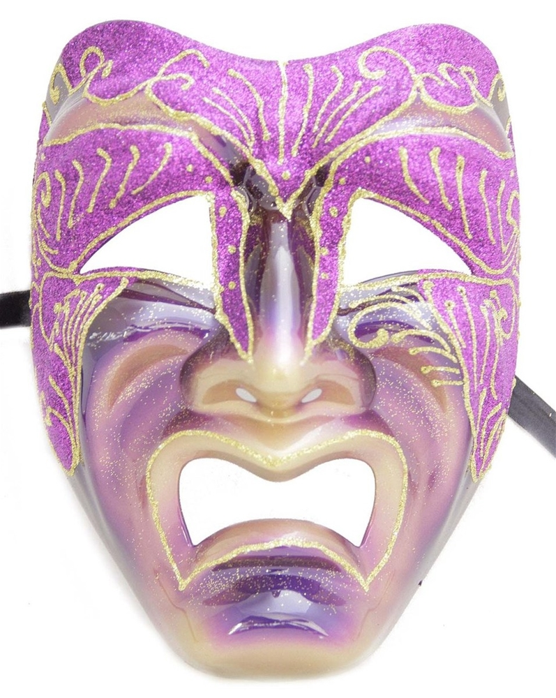Cara Triste Mask (More Colors)