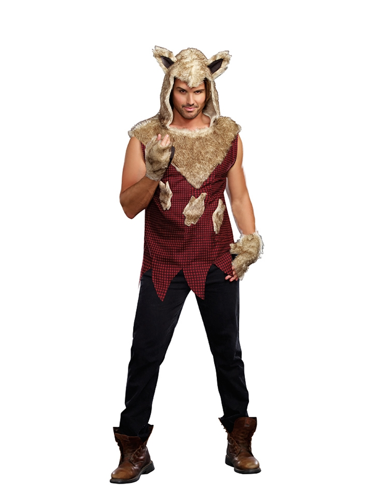 Big Bad Wolf Adult Mens Costume