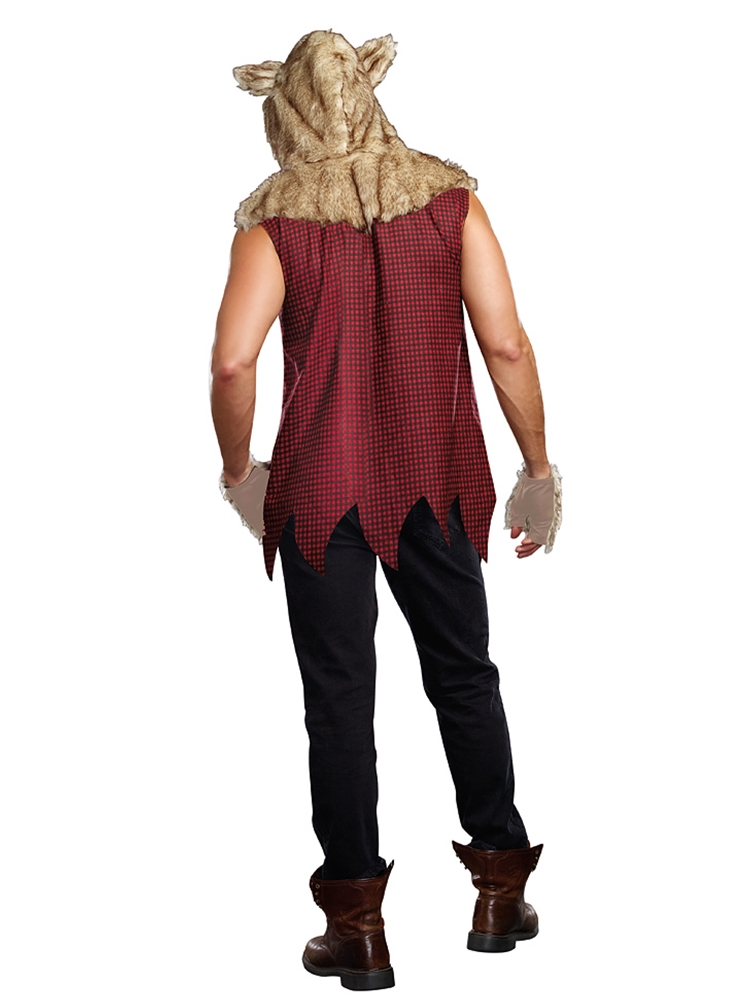 sc 1 st  Trendy Halloween & Big Bad Wolf Adult Mens Costume - 322265 | trendyhalloween.com