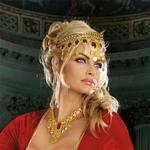 Dripping-Rubies-Gold-Headpiece