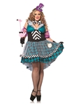 Manic-Mad-Hatter-Adult-Womens-Plus-Size-Costume