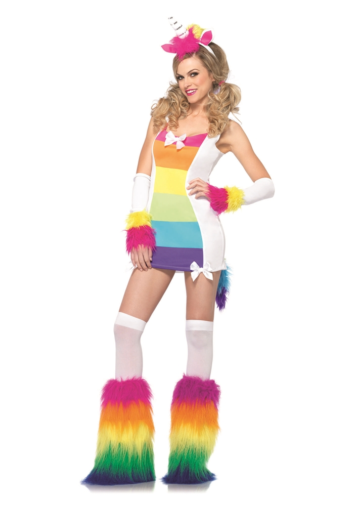 Magical Unicorn Adult Womens Costume