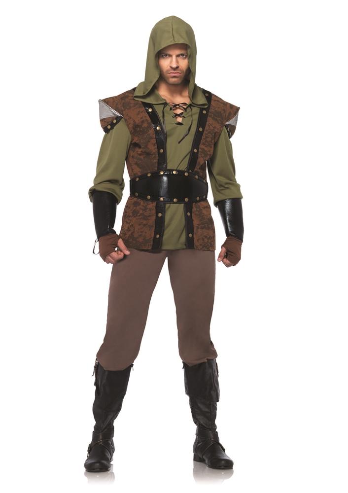 Robin Hood Adult Mens Costume (Robin Hood Men Costume)