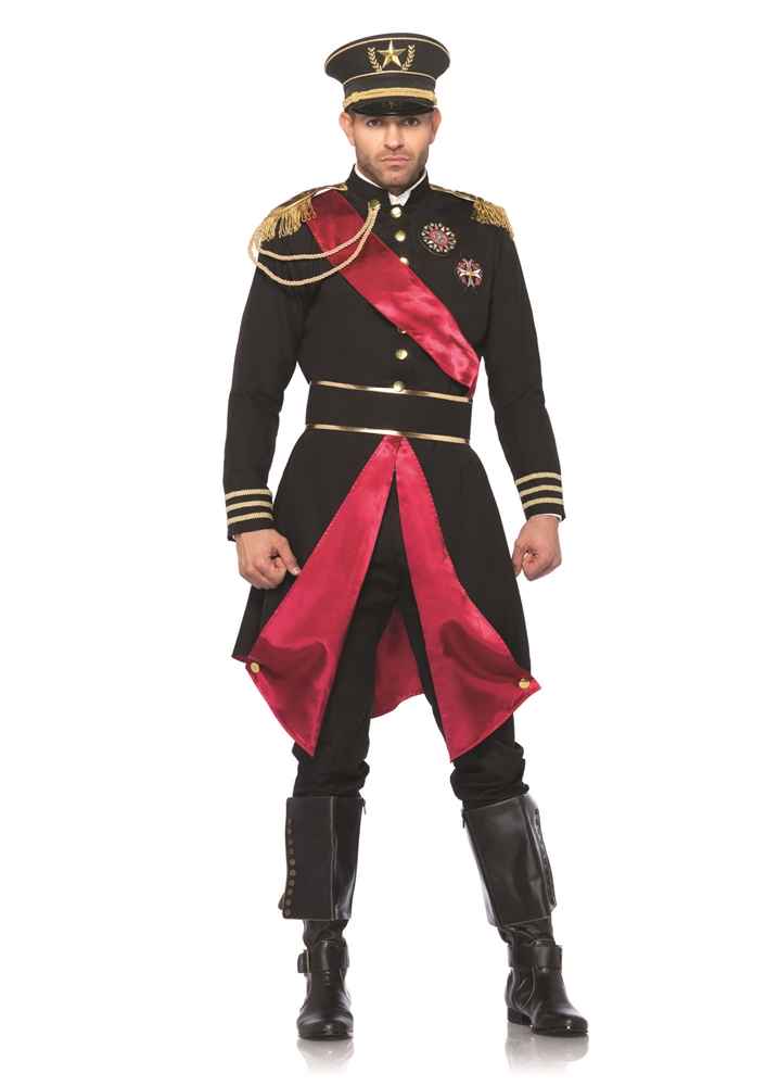 Military General Adult Mens Costume