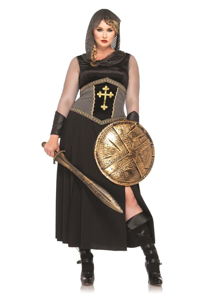 Joan of Arc Adult Womens Plus