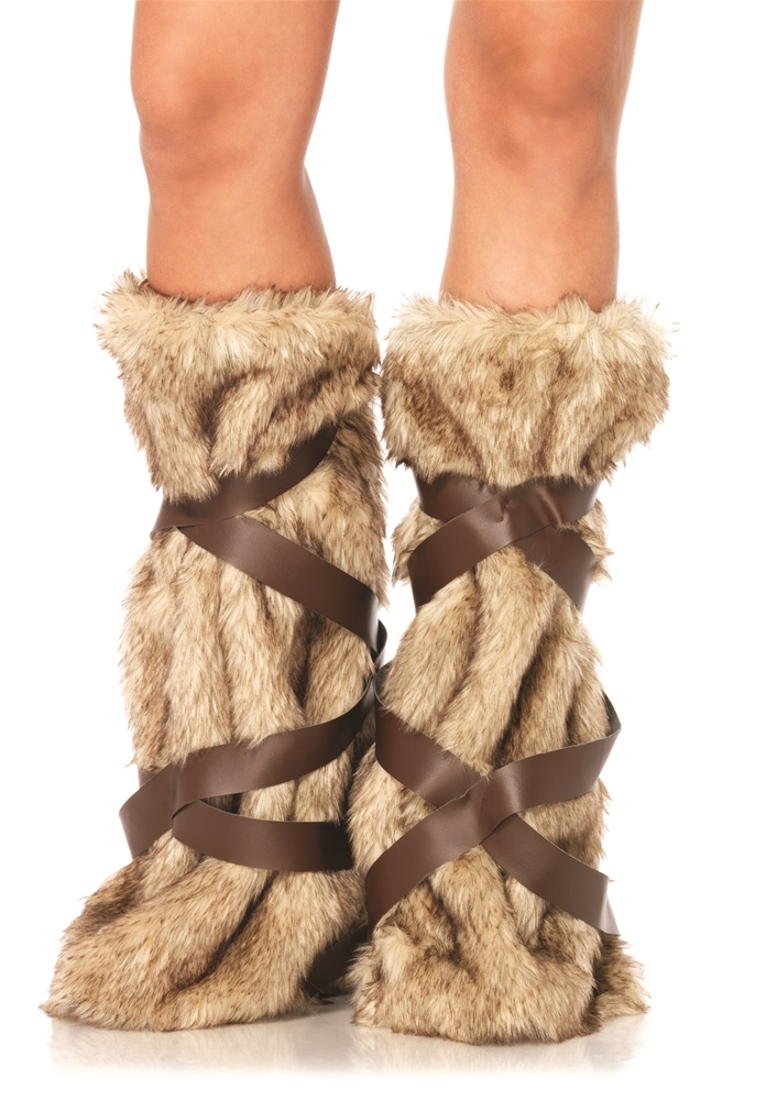 Warrior Queen Leg Warmers