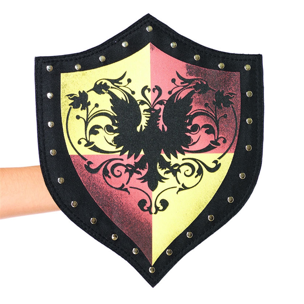 Studded Warrior Shield