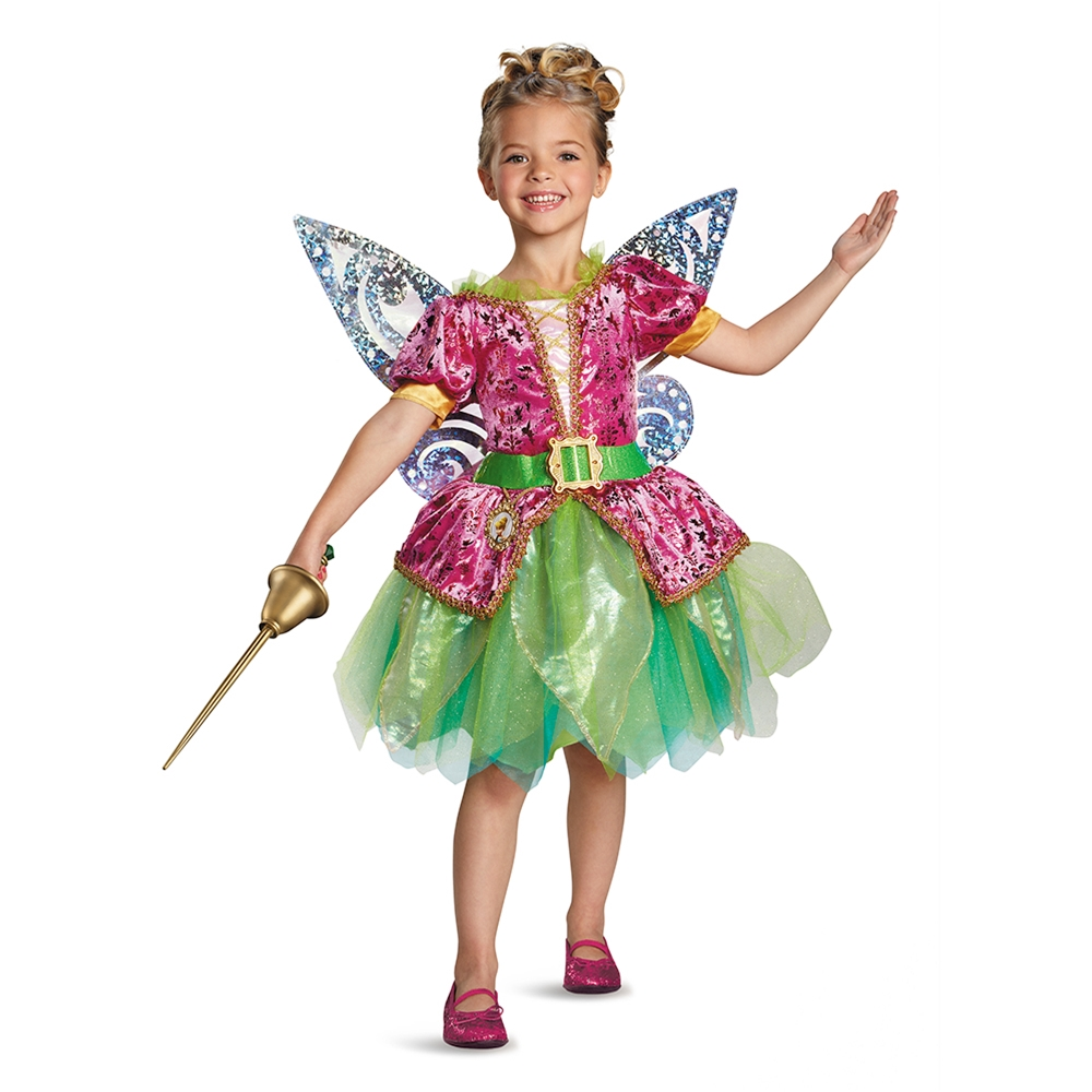 Pirate Fairy Tinker Bell Deluxe Child Costume