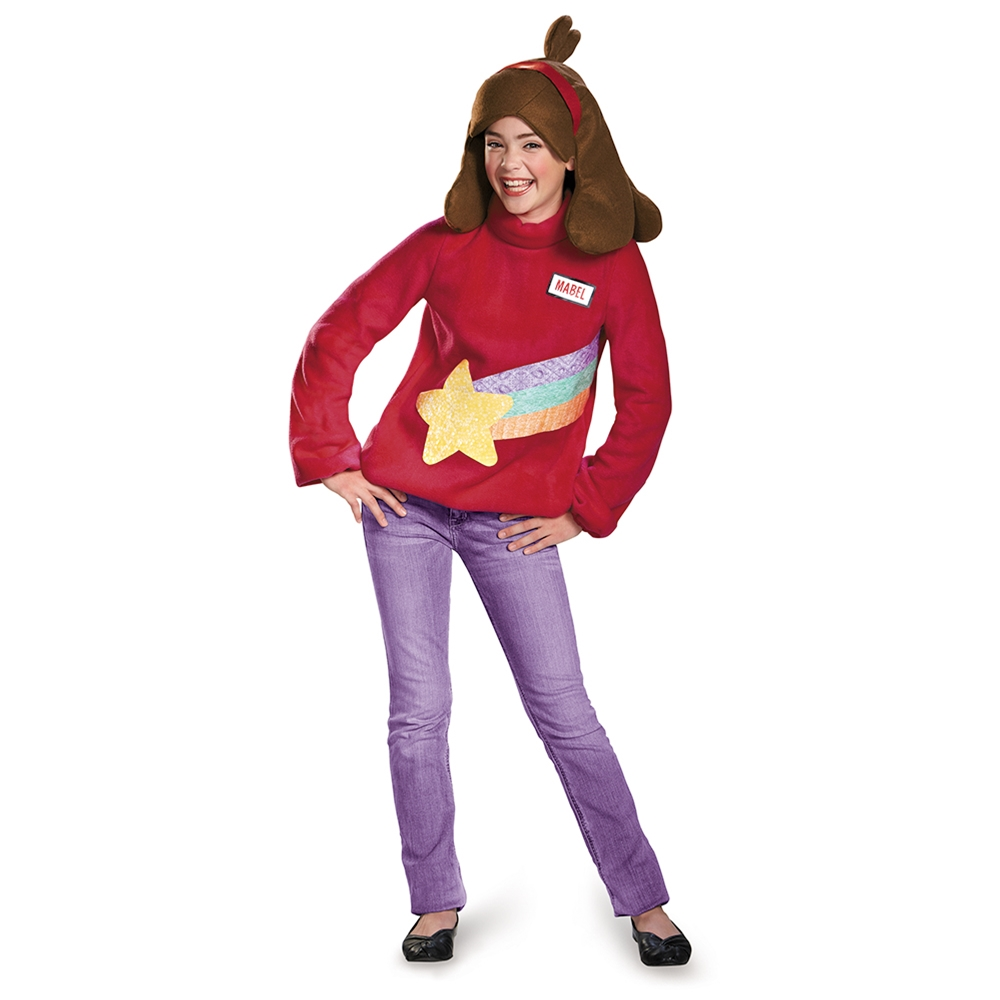Mabel Pines Classic Tween Costume