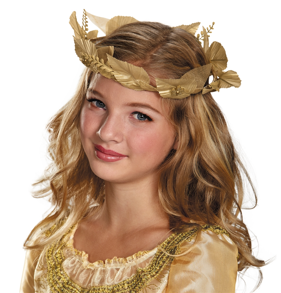 Aurora Coronation Headpiece