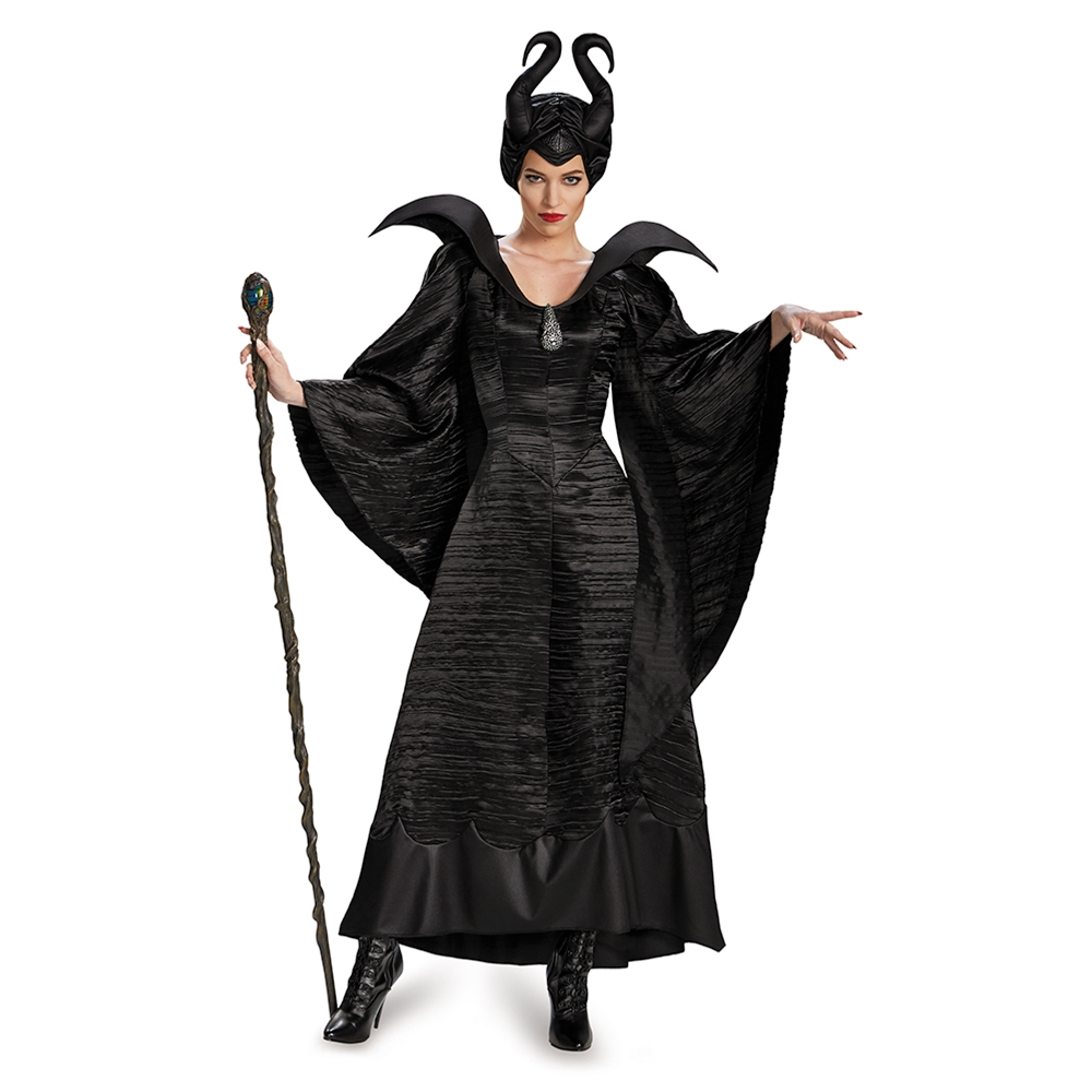 Maleficent Deluxe Gown Adult Womens Costume