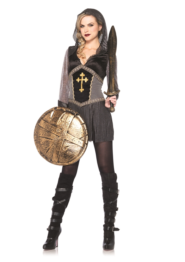 Joan of Arc Adult Womens Costume
