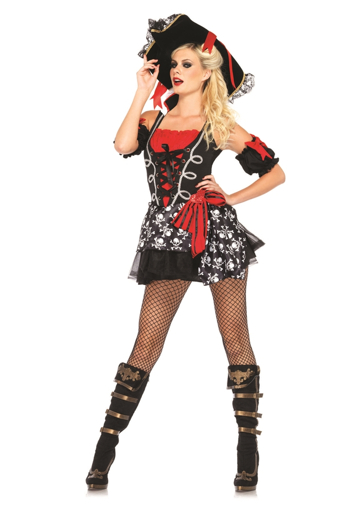 Buccaneer Babe Adult Womens Costume