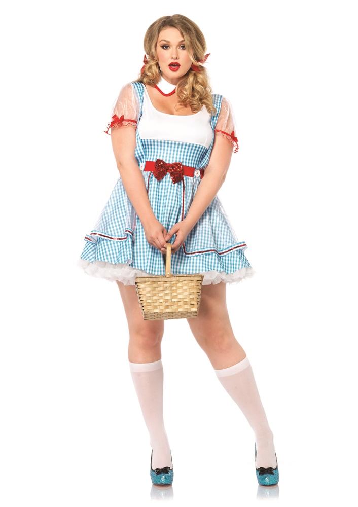 Oz Beauty Adult Womens Plus Size Costume
