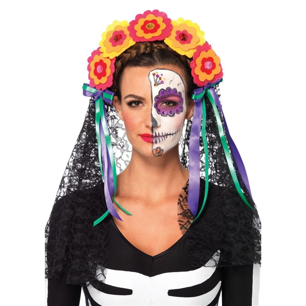 day of the dead costumes | day of the dead costume accessories at