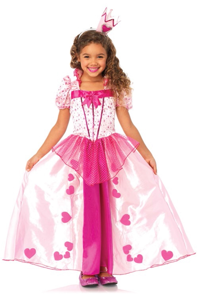 Sweetheart Princess Child Costume
