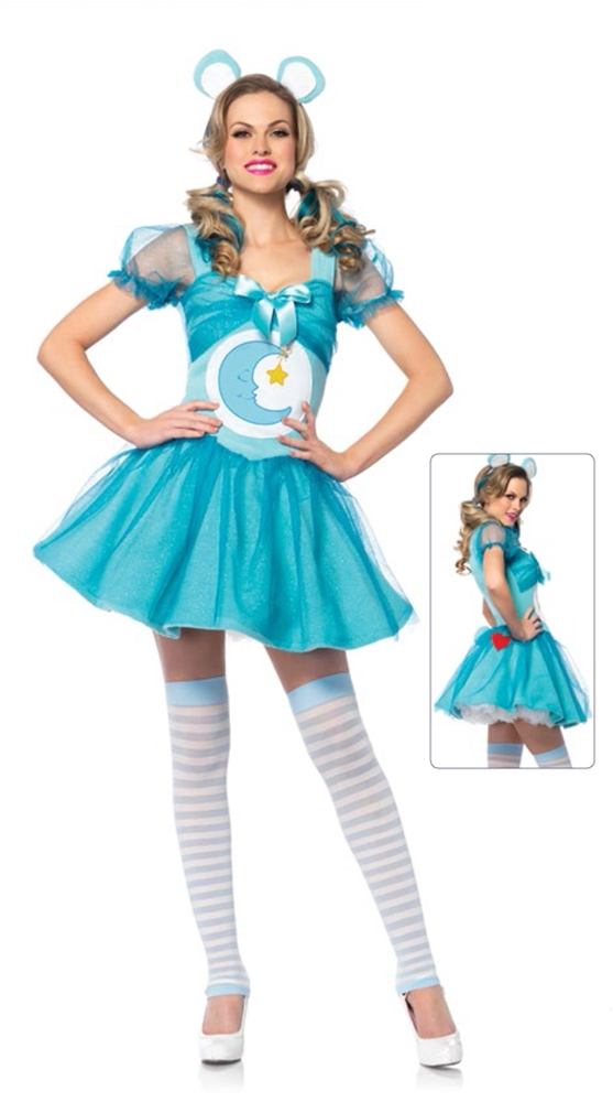 Bedtime Bear Adult Womens Costume by Leg Avenue