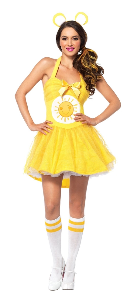 Funshine Bear Adult Womens Costume by Leg Avenue
