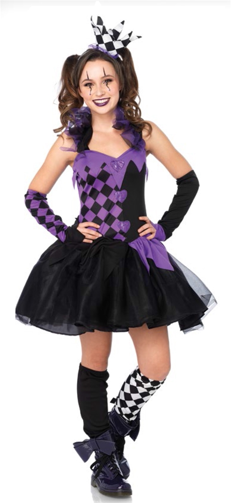 Darling Jester Juniors Costume
