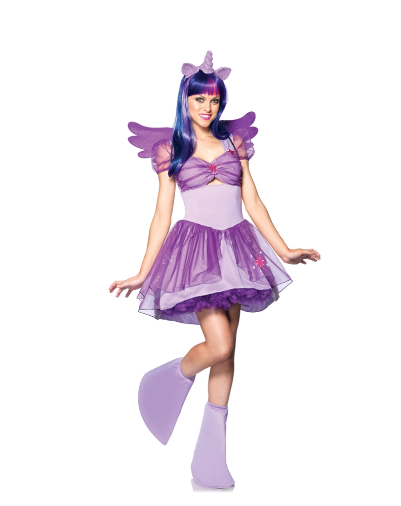 Twilight Sparkle Pony Adult Womens Costume