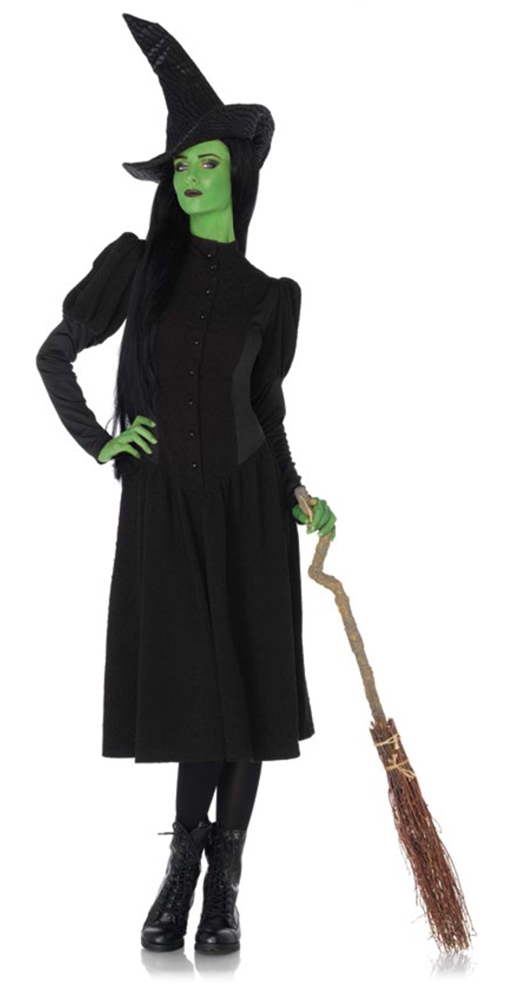 Elphaba the Witch Adult Womens Costume