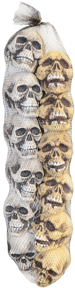 Bag of Skulls 12ct
