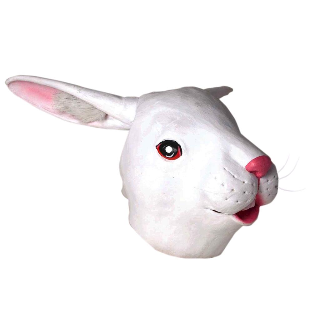 Rabbit Deluxe Latex Mask
