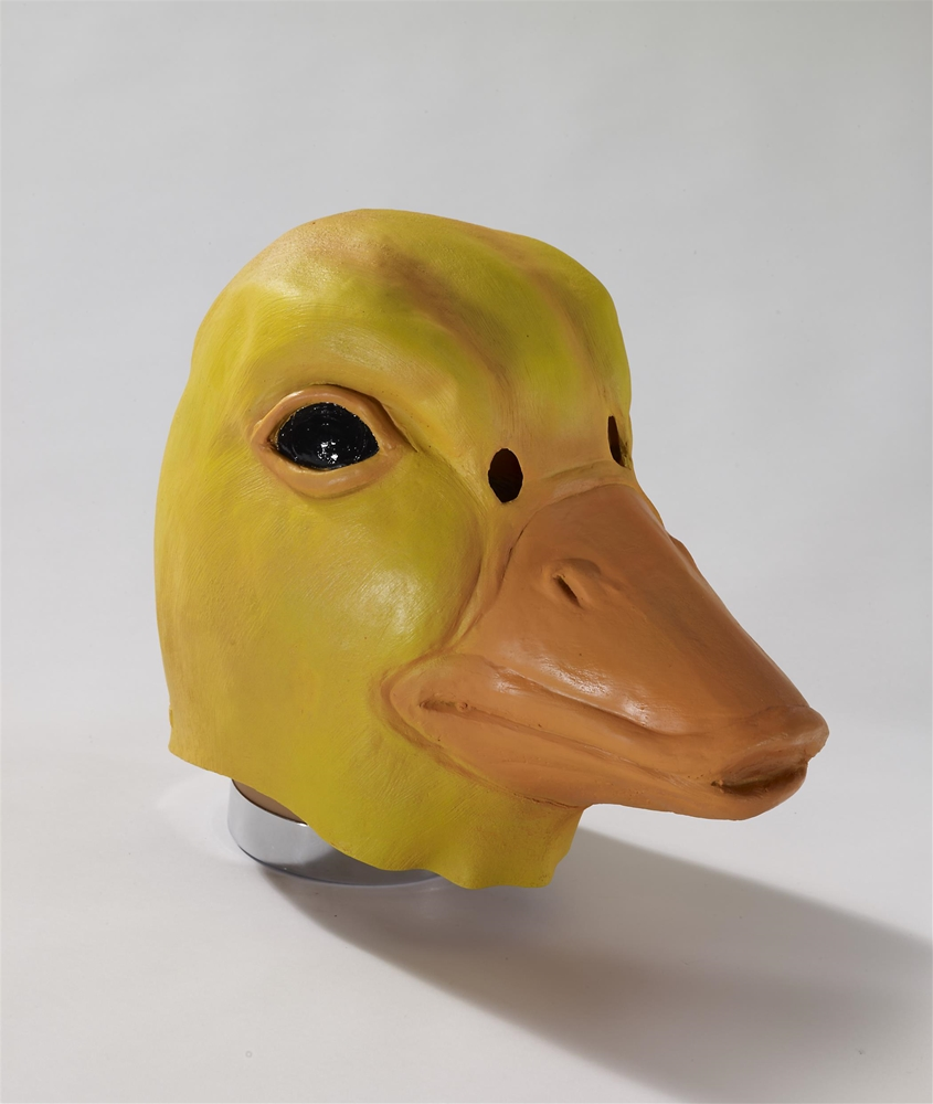 Duck Deluxe Latex Mask