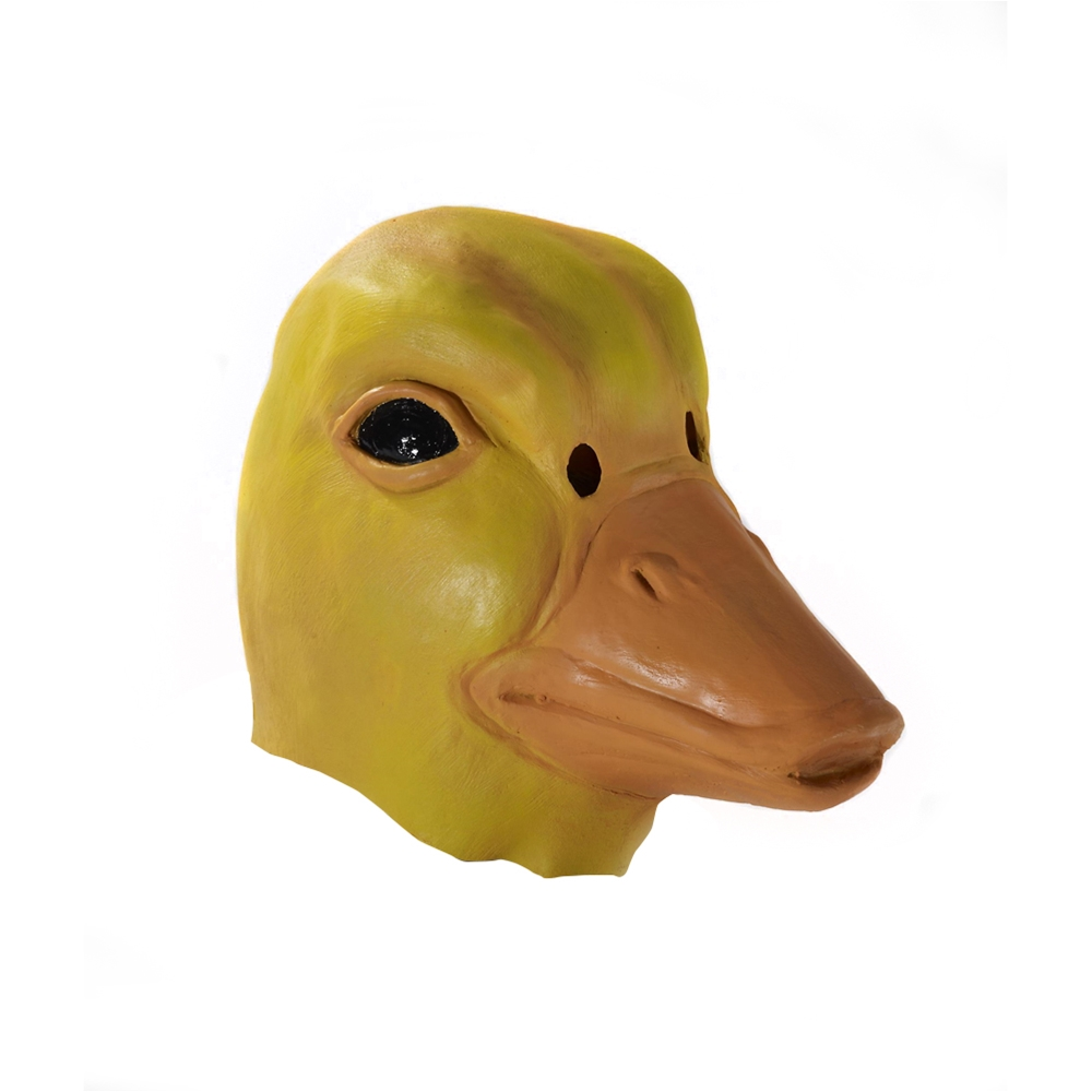 Duck Deluxe Latex Mask