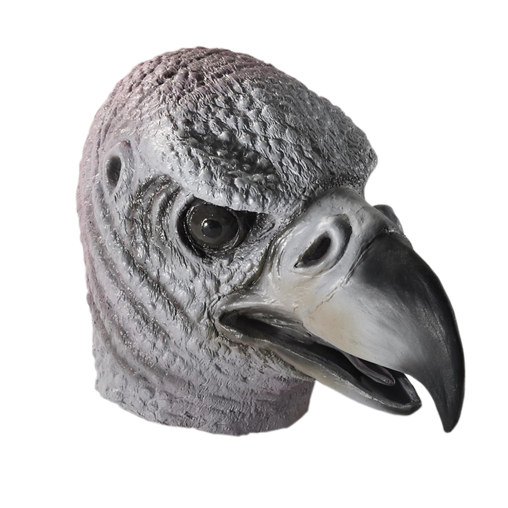 Vulture Deluxe Latex Mask