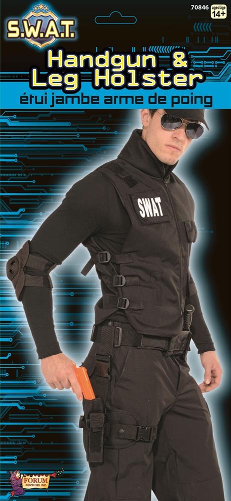 SWAT Leg Holster Set