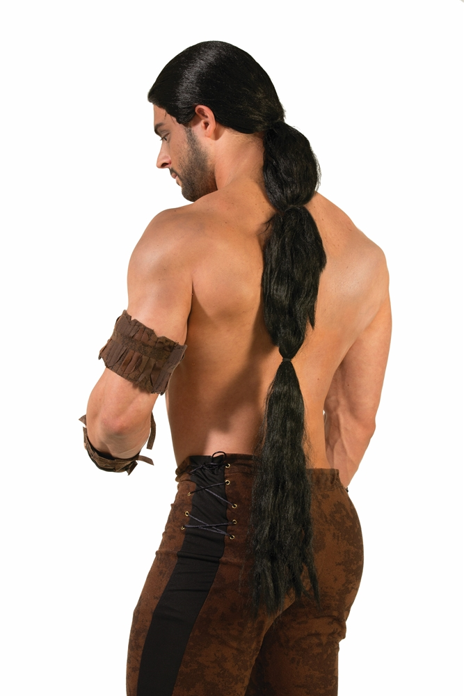 Medieval Long Warrior Wig