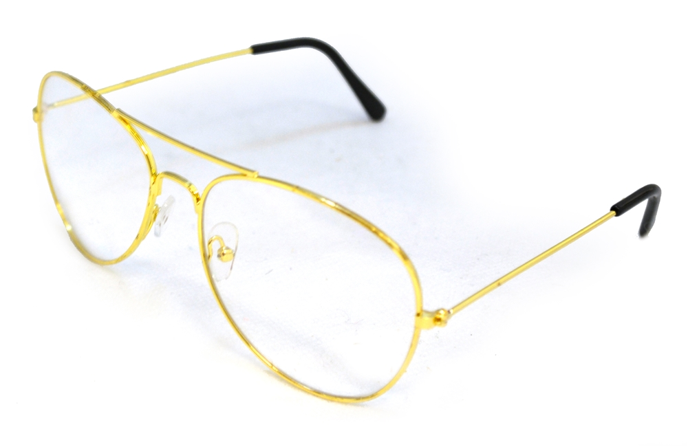 Купить Aviator Clear Glasses