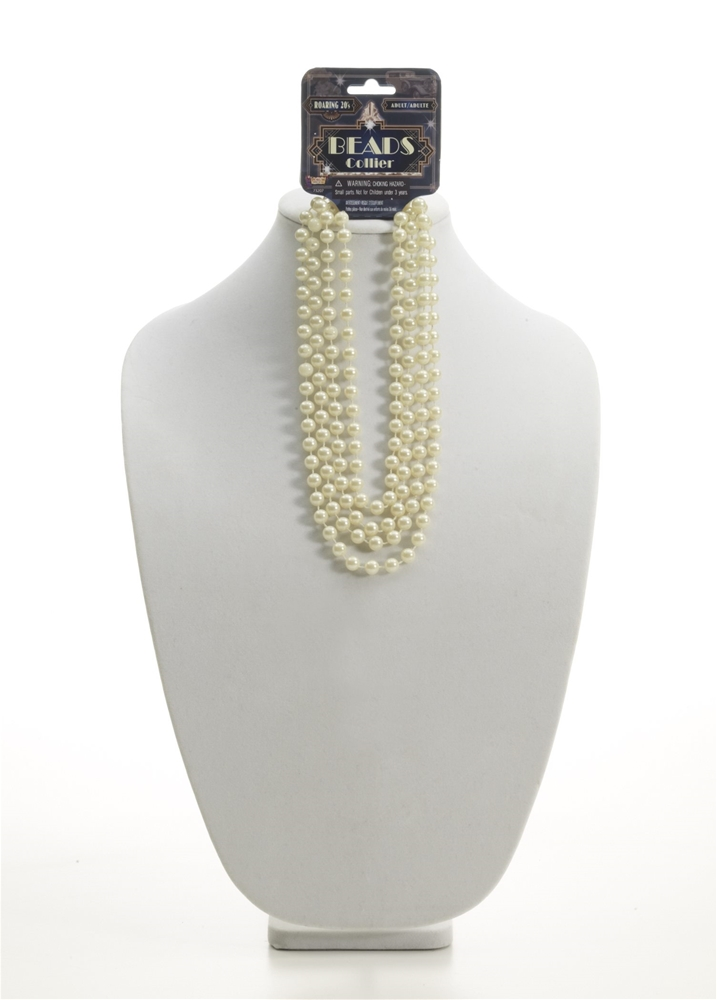 a9ff1bb36b Roaring 20s Flapper Pearl Beads by Forum Novelties - Halloween Costumes