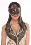 Medieval-Woman-Half-Mask